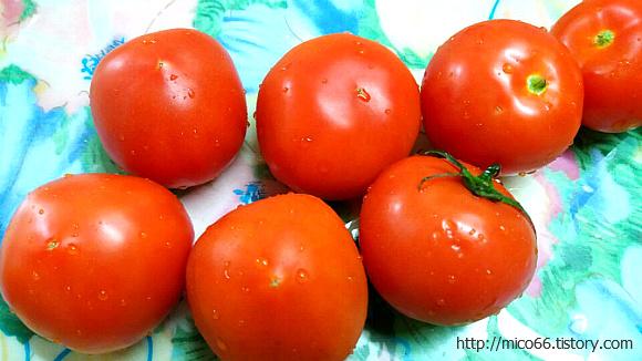 슈퍼푸드 토마토