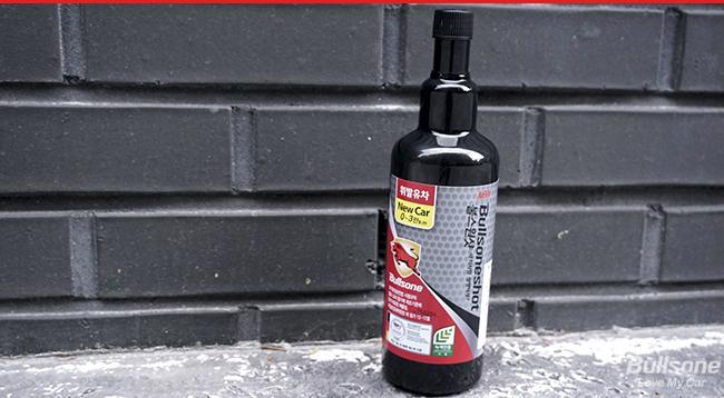 불스원샷 두 병 넣으면 효과가 더 좋은가요?