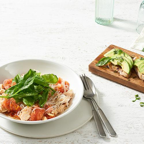 [LIFESTYLE] 다이어트닭!<br>아침&점심편