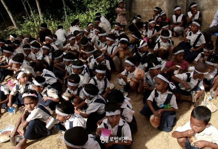 [글로벌비전] 해외아동후원을 위한 꿈지키미 카페 또는 블로그를 모집합니다.