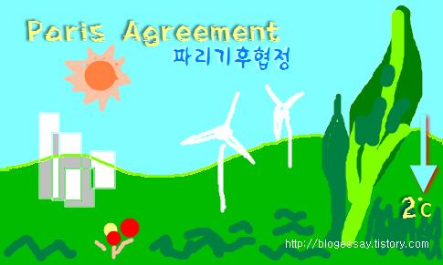 파리기후협정 Paris Agreement