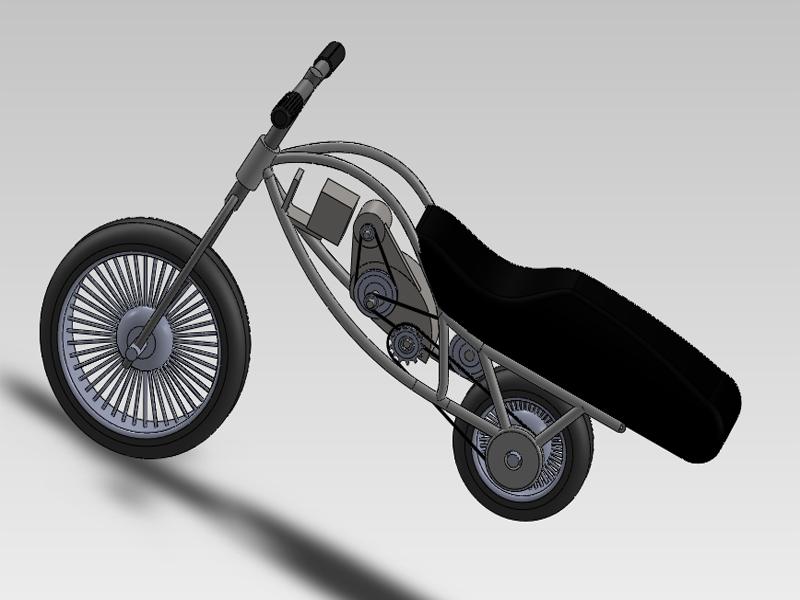 솔리드웍스 | 전동자전거