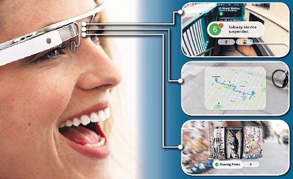 [4차산업혁명]미래의 인터넷안경과 컨택트렌즈 그리고 전투헬맷!