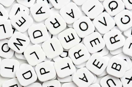 English Capital Letters Images