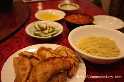 군만두, 올드보이, 최민식, 장성향