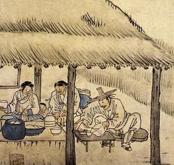'공동체 음식' 국밥