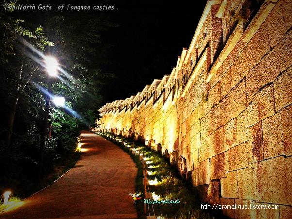 초여름밤의 고성 산책기