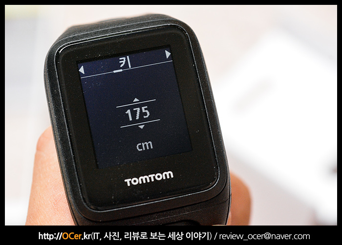 TOMTOM, 톰톰, GPS 피트니스 워치, 스마트워치, 피트니스 워치, 가민, 핏빗, FITBIT, TOMTOM SPARK CARDIO + MUSIC, IT, 리뷰, 운동