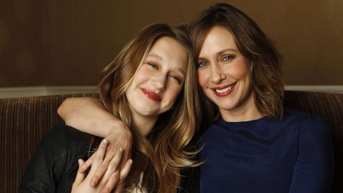 Farmiga sisters age difference in dating 8