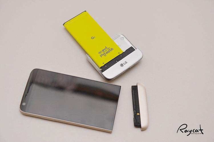 LG G5와 캠플러스 결합