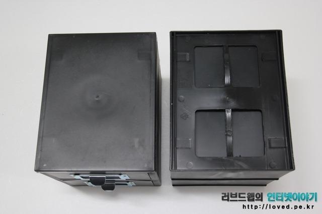 서랍형 수납 박스