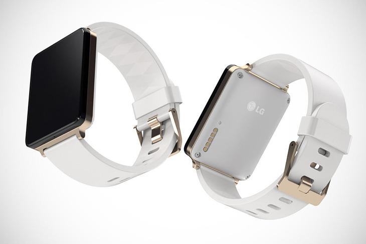 스마트시계, LG G워치(G Watch)