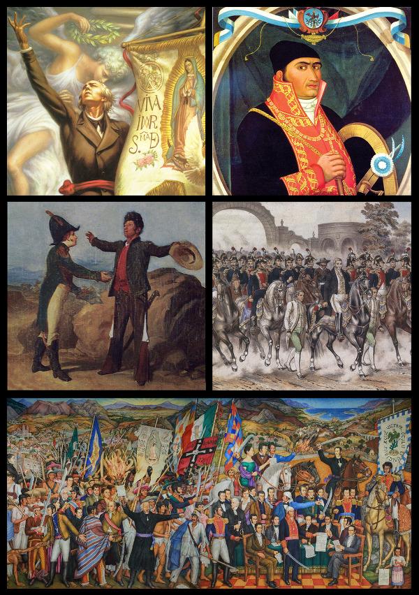 멕시코의 스페인 독립