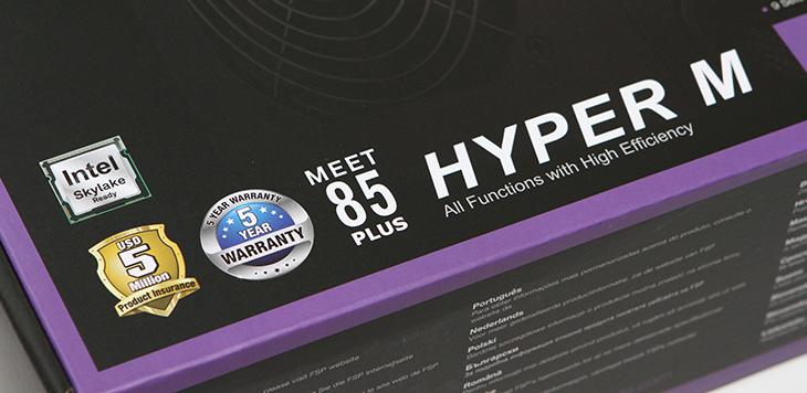 FSP HYPER M ,600W ,파워서플라이, 벤치마크, 성능,IT,IT 제품리뷰,당분간 파워서플라이 테스트를 많이 할 듯 하네요. 써보고 싶었던 파워인데 이제 써보네요. FSP HYPER M 600W 파워서플라이 벤치마크를 해 봤는데요. 확실히 파워서플라이는 테스트를 직접 해봐야 궁금증이 풀리네요. 이 제품은 85plus 등급의 파워서플라이에 세미모듈러 방식 그리고 OCP, OVP, SCP 안전보호회로가 적용된 제품 입니다. FSP HYPER M 600W는 무상 3년 유상 3년의 A/S를 제공 합니다. 케이블은 필요한것만 장착하여 선을 적게 사용해서 본체 내부를 깔끔하게 정리할 수 있습니다.