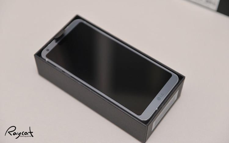 LG G6 언박싱