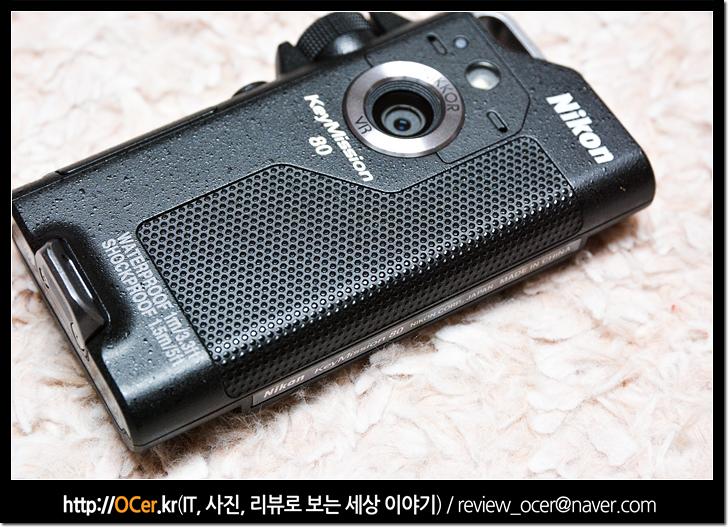 니콘키미션, 방수카메라, 소형카메라, 액션카메라, 웨어러블 카메라, 키미션, 키미션80
