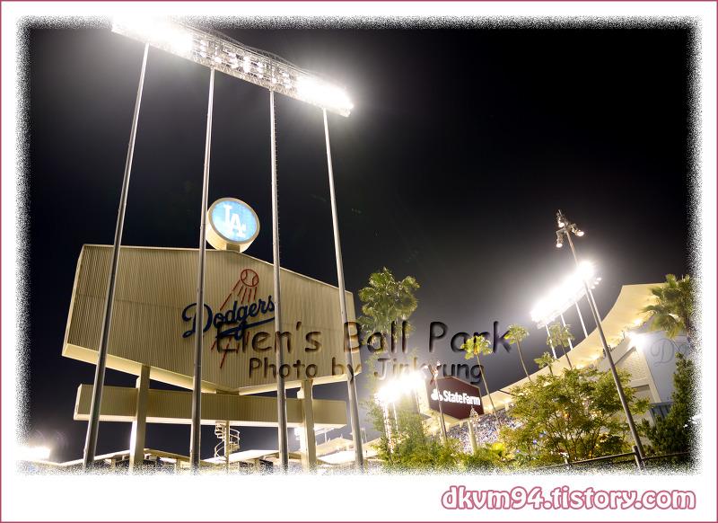 [MLB TOUR(12)] 다저 스타디움 : LA 다저스의 홈구장 (Dodger Stadium : Home of the LA Dodgers)