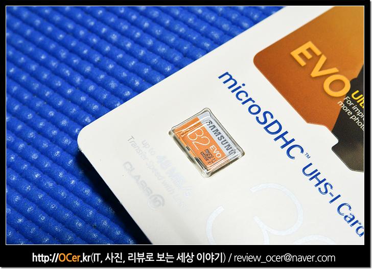 삼성 마이크로 sd 64 pro, 마이크로sd, 마이크로 sd 메모리 카드, 메모리, it, 리뷰, 이슈, 코원 플레뉴D, microSDHC USH-1, microSDHC USH-3