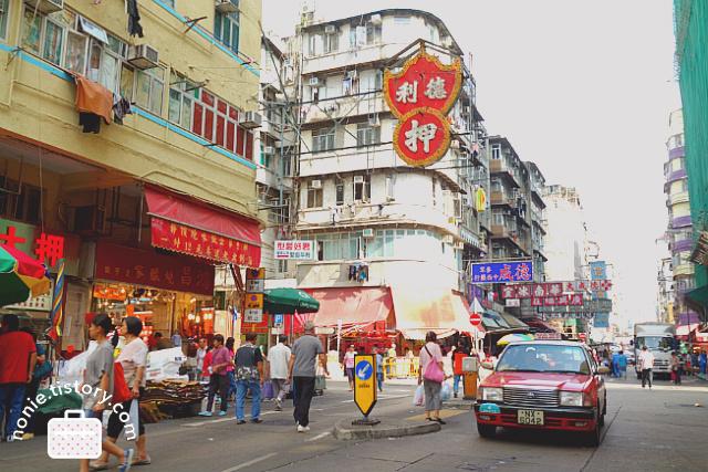 홍콩 현지인 동네에 숨겨진 보석같은 부티크 호텔, 오볼로 웨스트 퀄룬