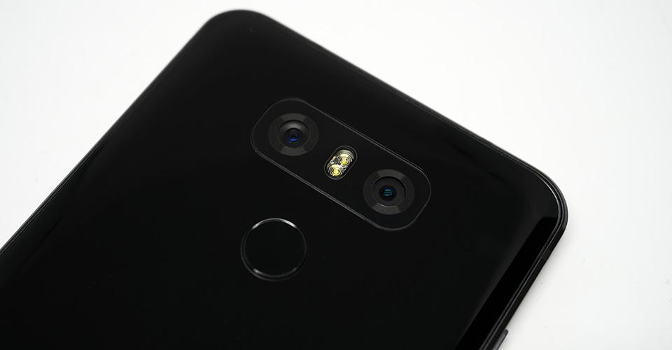 LG G6 듀얼 카메라