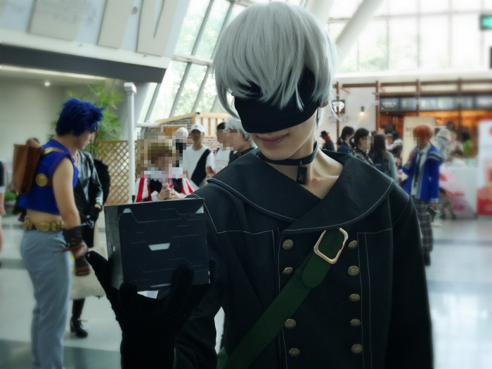 니어 오토마타 Nier Automata 9s cosplay