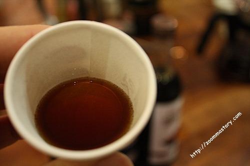 핸드드립, 커피, 바리스타