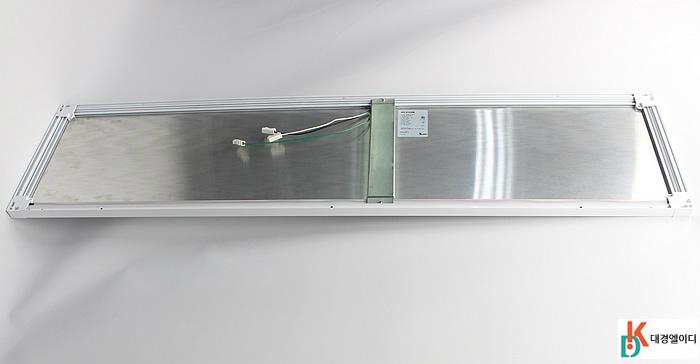 LED형광등 대체 가능한 LED 평판조명 1200*300[40W] :: 가정용 LED ...