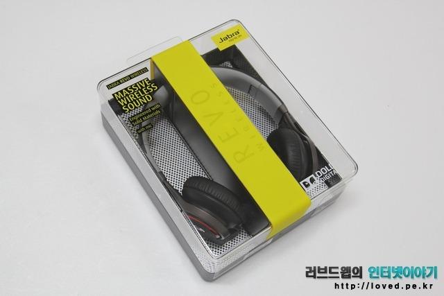 블루투스 헤드폰 자브라 레보 와이어리스(Jabra REVO Wireless)