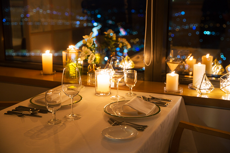 서울 야경 명소 여의도 프로포즈 레스토랑 추천 워킹온더클라우드