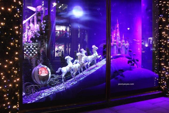 Interior Exhibition Vmd Harrods Windows At