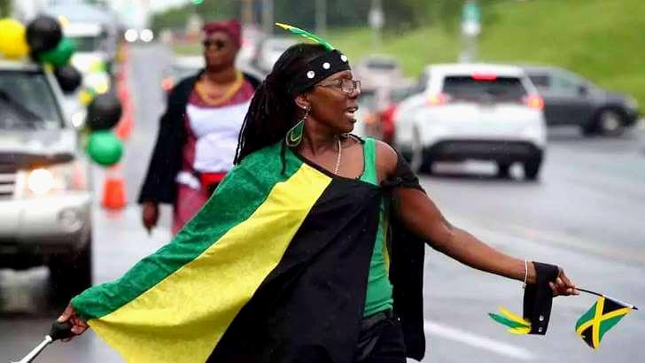 자메이카인입니다