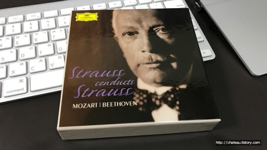 베토벤 교향곡 음반열전 #5 - 교향곡 제5번 & 7번 : R.슈트라우스 (Naxos,DG 1926/1928)