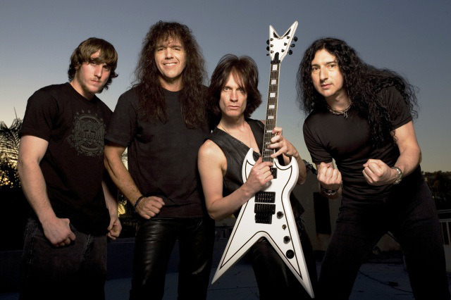 Impellitteri Band from Wicked Maiden