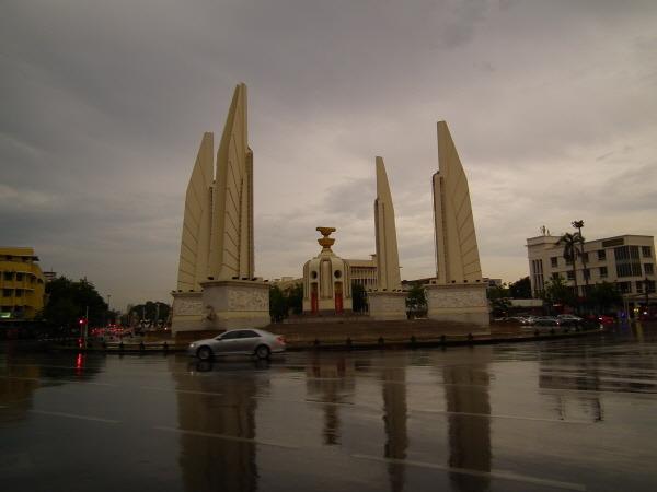 태국 방콕 민주기념탑