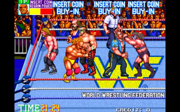 WWF 레슬페스트 (giantbomb.com)