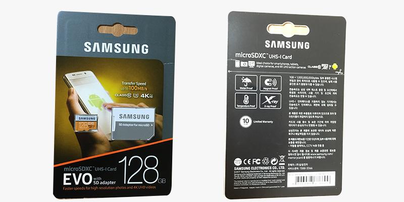 삼성 128g 마이크로SD