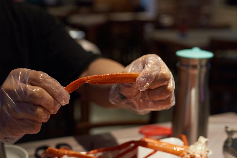 홍게데이 광안점 홍게 먹는법 7