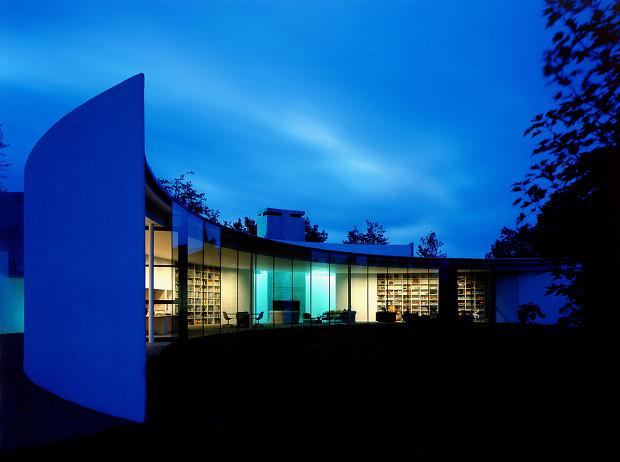 건축의 외형 - '초승달' (crescent)