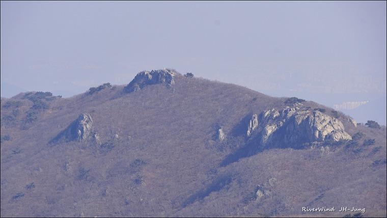 천성산 제2봉 비로봉