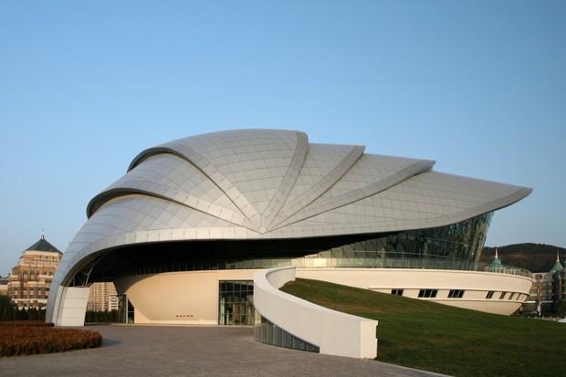 건축의 외형 - '(조개)껍질' (Shell)