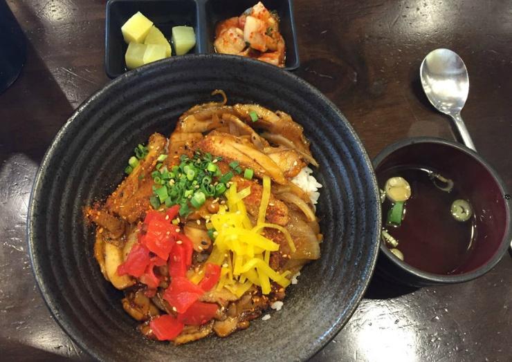 (대전복합터미널) 멘무샤 일본느낌나는 돈부리, 라면정식 맛집!