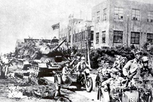 한국전쟁 초기 국군이 한강에서 7일을 버틸 수 있었던 이유