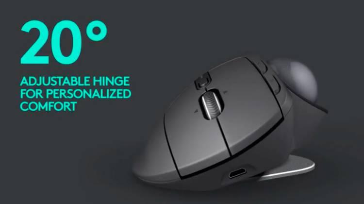 로지텍, 트랙볼, 마우스, mx, ergo, trackball, mouse