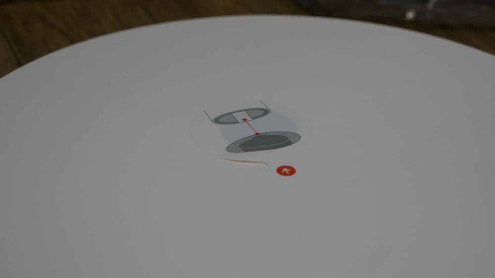 샤오미 스마트 선풍기 밑판 1
