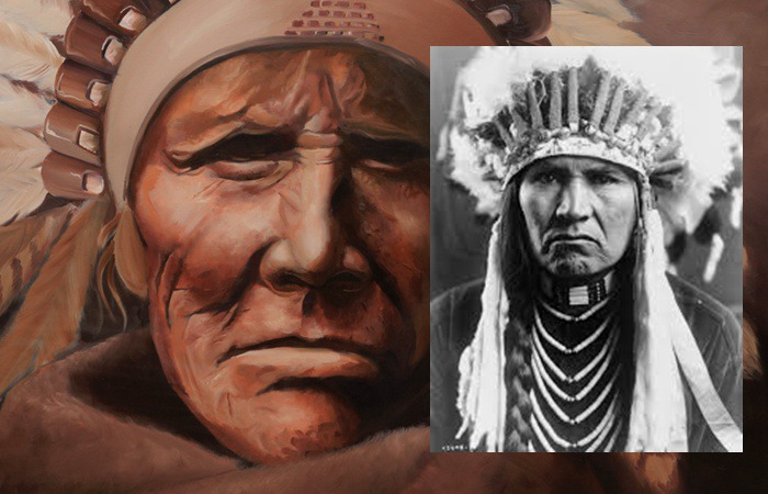 사진: 콜롬버스는 북아메리카가 인도인 줄로 착각했고 그래서 인디언이란 이름이 붙었다. 지금은 아메리카 원주민(Native Americans)으로 바꿔서 부르고 있다. [프렌치-인디언 전쟁의 과정]