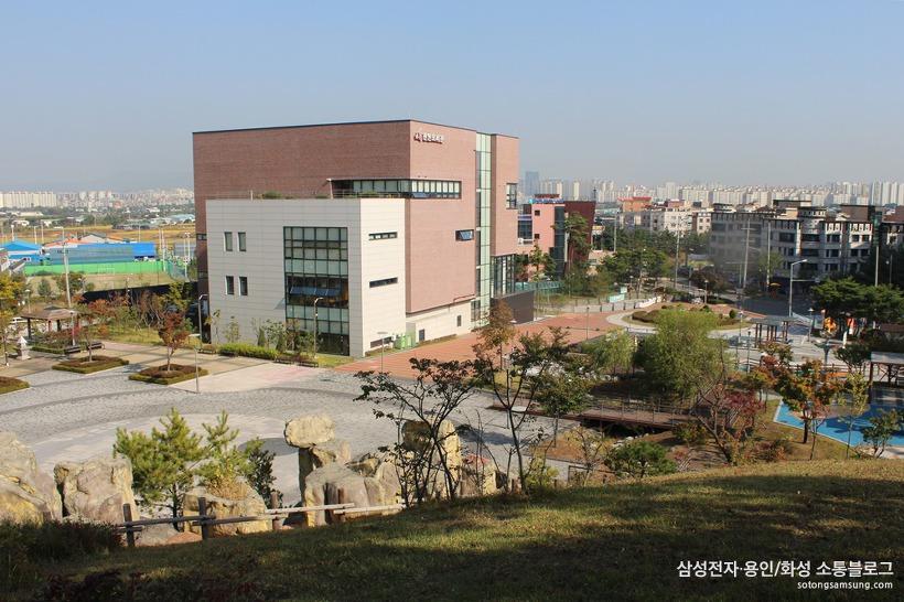 다람산공원 진안도서관