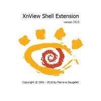 이미지 변환 프로그램 XnView Shell Extension