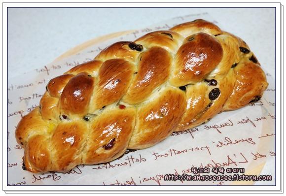 뜯어먹는 재미가 있는 독일빵 헤페촙프