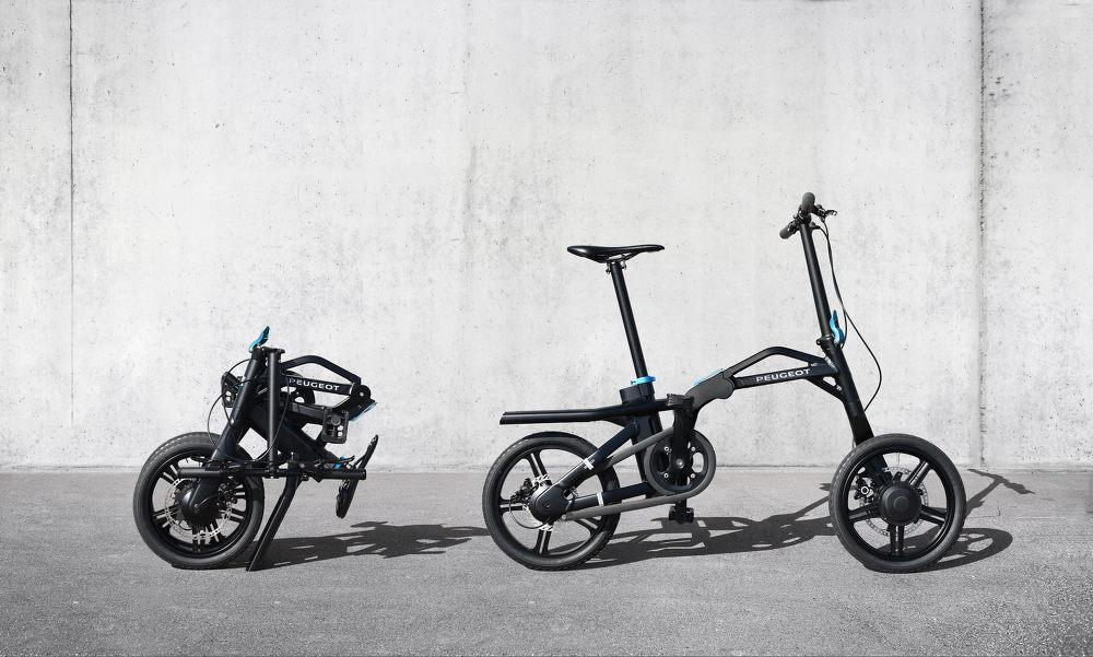 [BP/AUTO] 푸조가 만든 전기자전거와 전기킥보드. 'eF01', 'e-Kick'