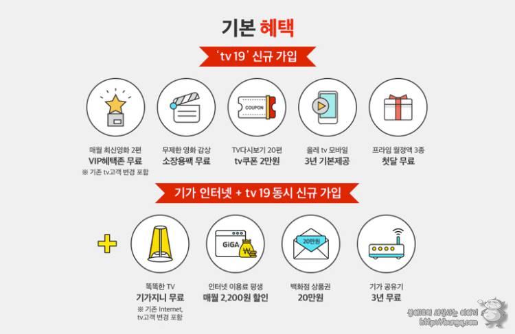 추석, 볼거리, tv, 19요금제, kt, VOD